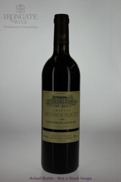 1998 Monbousquet - 750 mL