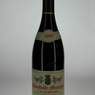 1997 Ghislaine Barthod Chambolle Musigny Beaux Bruns - 750 mL