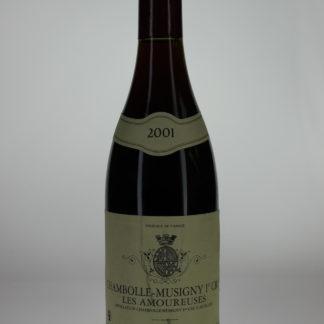 2001 Daniel Moine-Hudelot Chambolle Musigny Amoureuses - 750 mL
