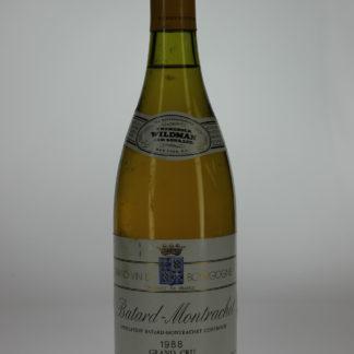 1988 Olivier Leflaive Batard Montrachet - 750 mL