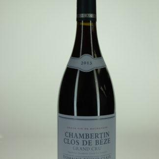 2013 Bruno Clair Chambertin Clos De Beze - 750 mL