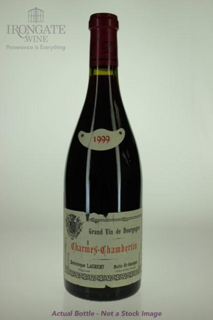 1999 Dominique Laurent Charmes Chambertin - 750 mL