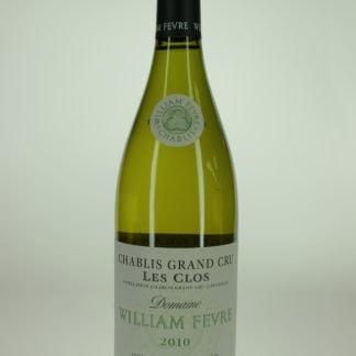 2010 Domaine William Fevre Chablis Clos - 750 mL