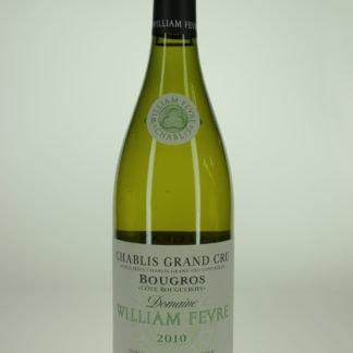 2010 William Fevre Chablis Bougros Bouguerots - 750 mL