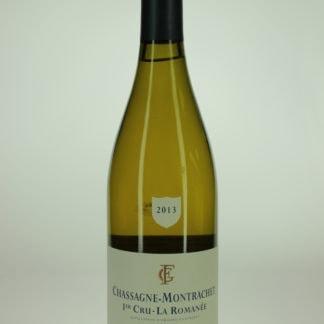 2013 Fontaine Gagnard Chassagne Montrachet Romanee - 750 mL