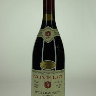 1997 Domaine Faiveley Mazis Chambertin - 750