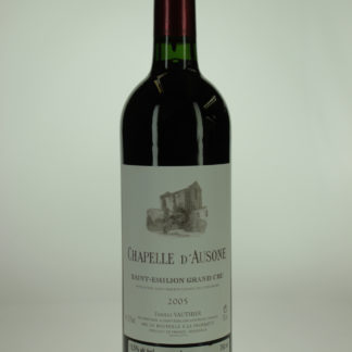 2005 Chapelle Ausone - 750