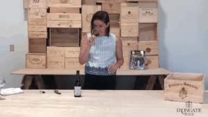 1998 Chateau de Beaucastel Chateauneuf du Pape | Wine Tastings with Megan