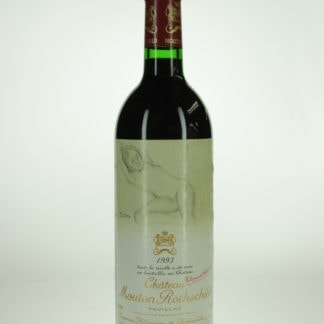1993 Mouton Rothschild - 750 mL