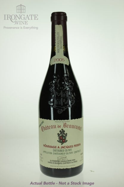 2005 Beaucastel Chateauneuf Du Pape Hommage J Perrin - 750 mL
