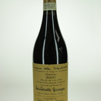2000 Quintarelli Amarone Classico - 750 mL