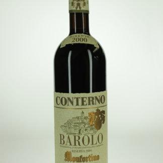 2000 Giacomo Conterno Barolo Riserva Monfortino - 750 mL