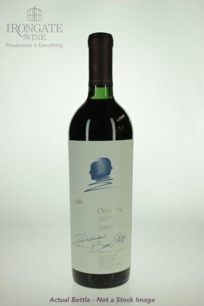 1989 Opus One - 750 mL