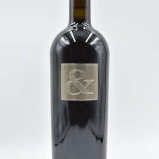 2008 Ampersand Red - 750 mL