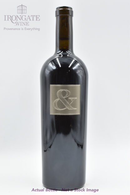 2007 Ampersand Red - 750 mL