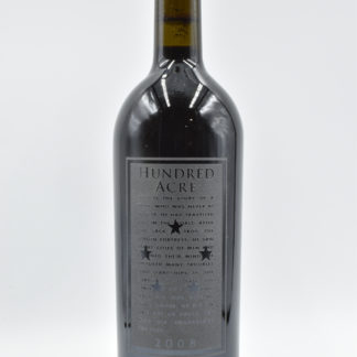 2008 Hundred Acre Cabernet Sauvignon Fortification - 750 mL