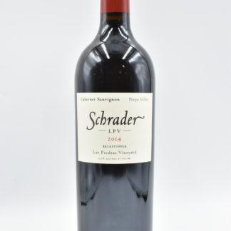 2014 Schrader Cabernet Sauvignon Beckstoffer LPV Piedras - 750 mL
