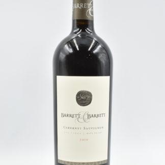 2010 Barrett & Barrett Cabernet Sauvignon - 750 mL