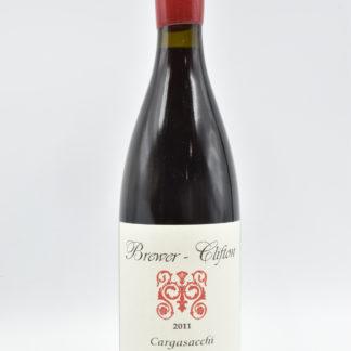 2011 Brewer Clifton Pinot Noir Cargasacchi - 750 mL