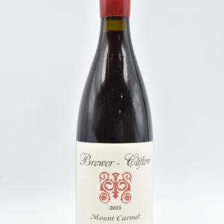 2011 Brewer Clifton Pinot Noir Mount Carmel - 750 mL