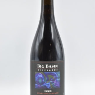 2008 Big Basin Alfaro Vineyard - 750 mL