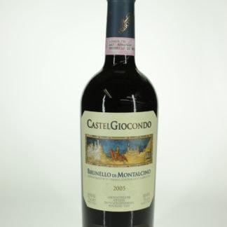 2005 Castelgiocondo Brunello Montalcino - 750 mL