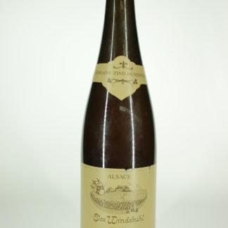 1996 Zind Humbrecht Pinot Gris Clos Windsbuhl - 750 mL