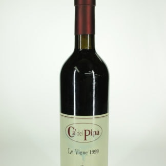 1999 Ca' del Pipa Recioto Valpolicella Classico Vigne - 500 ml