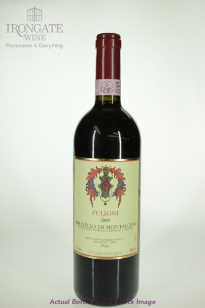 2000 Fuligni Brunello Montalcino Cottimelli - 750 mL