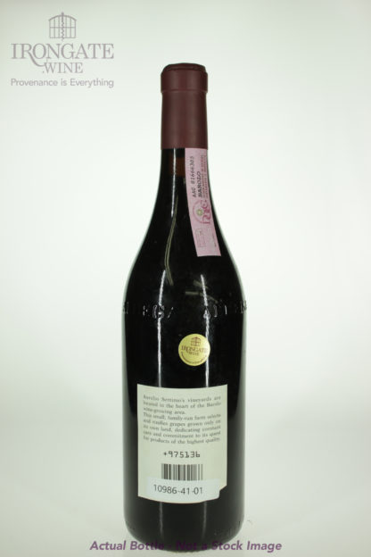 1997 Aurelio Settimo Barolo - 750 mL