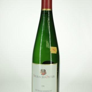 1998 Selbach Oster Zeltinger Sonnenuhr Riesling Auslese - 750 mL