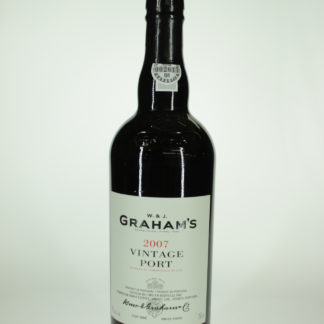 2007 Graham Vintage Port- 750 mL