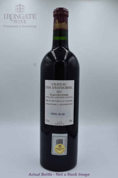 2001 Cos d'Estournel - 750 mL