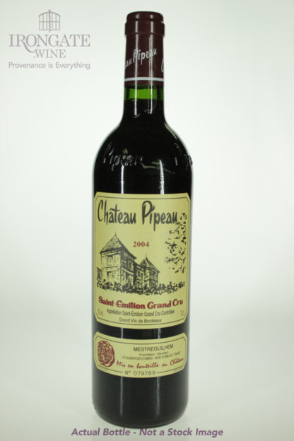 2004 Pipeau - 750 mL