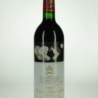 1986 Mouton Rothschild- 750 mL