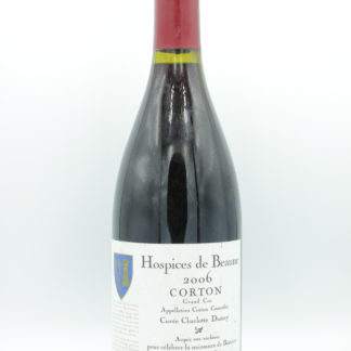 2006 Louis Jadot Corton Charlemagne Cuvee Charlotte Dumay Hospices Beaune - 750 mL