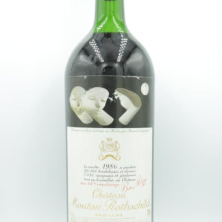 1986 Mouton Rothschild - 1500 ml