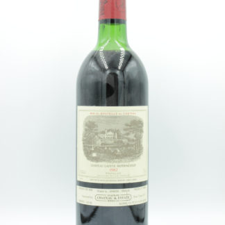 1982 Lafite Rothschild - 750 mL