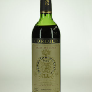 1983 Gruaud Larose (Mid Shoulder) - 750 mL