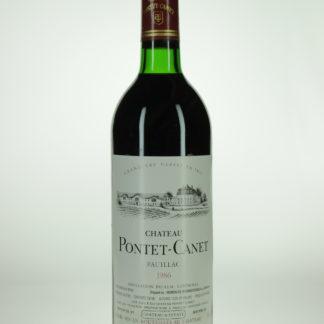 1986 Pontet Canet - 750 mL