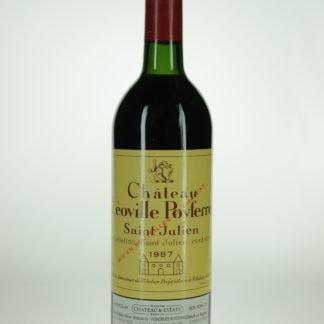 1987 Leoville Poyferre - 750 mL