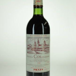 1983 Cos d'Estournel - 750 mL
