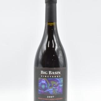 2007 Big Basin  Pinot Noir Branciforte Ridge Vineyard - 750 mL