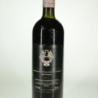 1997 Ciacci Piccolomini Brunello Montalcino Pianrosso (VTS) - 750 mL
