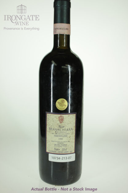 1999 Silvio Nardi Brunello Montalcino Manachiara - 750 mL