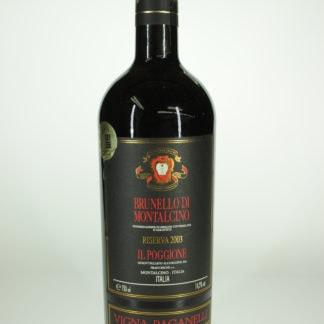 2003 Poggione Brunello Montalcino Riserva - 750 mL