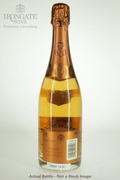 1995 Louis Roederer Cristal Rose - 750 mL