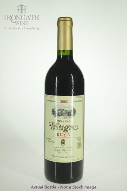 2002 Muga Rioja Reserva - 750 mL
