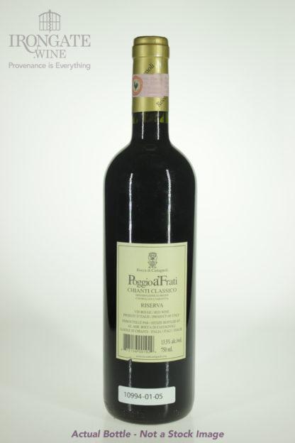2004 Rocca di Castagnoli Chianti Classico Poggio Frati Riserva - 750 mL
