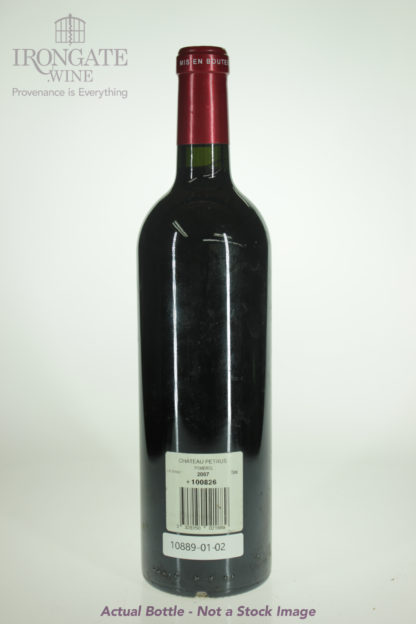 2007 Petrus (Lightly stained label) - 750 mL